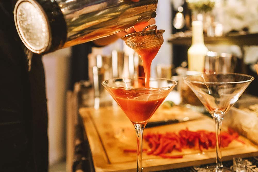 Bar à Cocktail mobile à Lyon